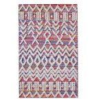 alfombra en algodón reciclado y lana