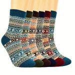 calcetines de mujer fabricados con fibras recicladas