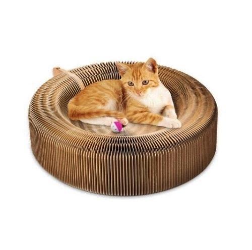 artículos para mascotas en material reciclado