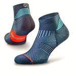 calcetines de running unisex fabricado en material reciclado