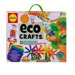 manualidades para niños para trabajar con materiales reciclados