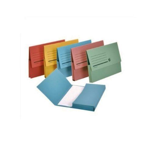 material de oficina en material reciclado