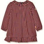 vestido para niña fabricado con materiales textiles reciclados y ecológicos