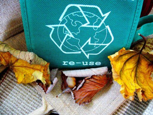 Espacio para reciclar