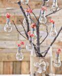 manualidades con bombillas recicladas