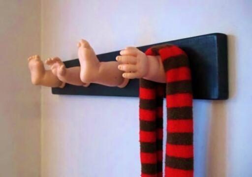 muñecas recicladas